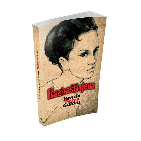 Razbaštinjena - autor Benito Peres Galdos